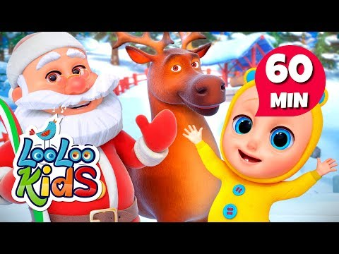 Jingle Bells - Christmas Song for Children | LooLoo Kids Mp3
