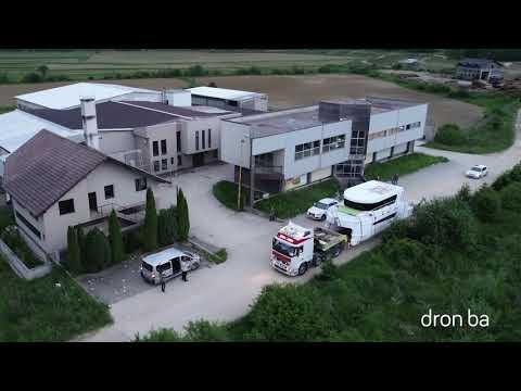 Prva potpuno u BiH proizvedena jahta  - Dron.ba za DERUBIS Yachts