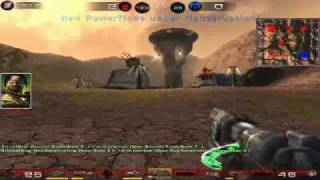 Unreal Tournament 2004 Onslaught Gameplay