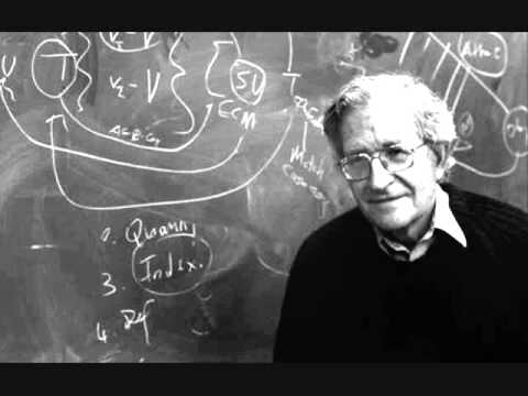 Noam Chomsky on Foreign Policy, Global Order, & State Terrorism
