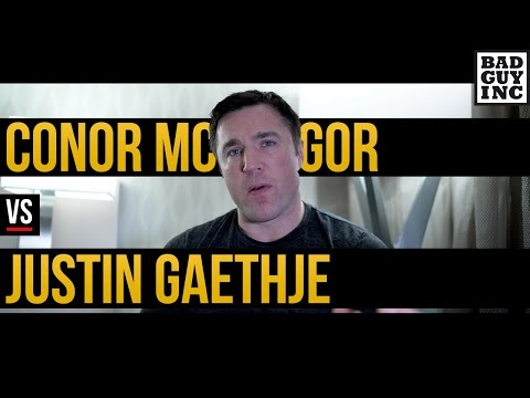 Conor McGregor vs Justin Gaethje at Welterweight?