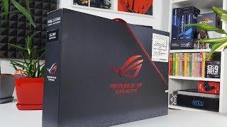👁Asus Strix SCAR gaming laptop - Unboxing & test!