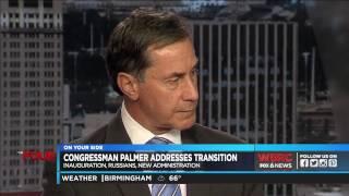 Congressman Palmer on WBRC
