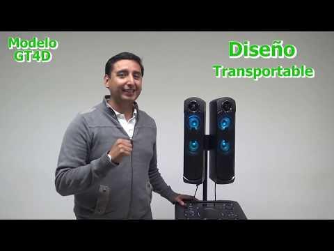 Video Tutorial GT4D