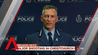 Christchurch shootings: IEDs found on cars, say New Zealand police