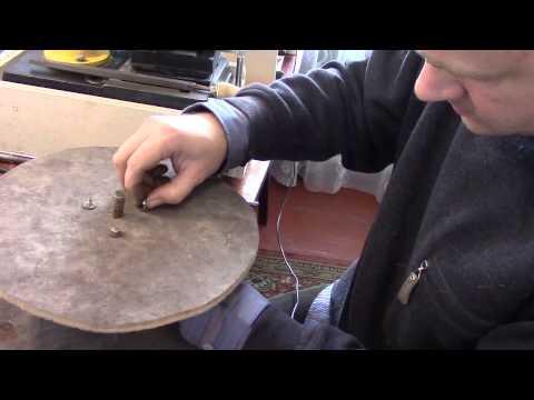 видео: делаю катушку для удлинителя. extension cord reel