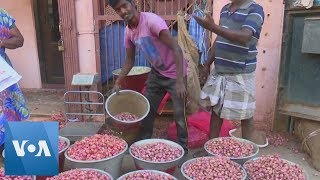 Onion Prices Soar in India