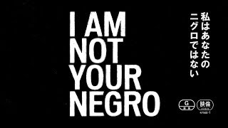 トランプ政権下のアメリカで、1本の映画が人々の心を動かした。/映画『私はあなたのニグロではない』予告編