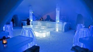 Luna de miel calientita en el hotel de hielo Thumbnail