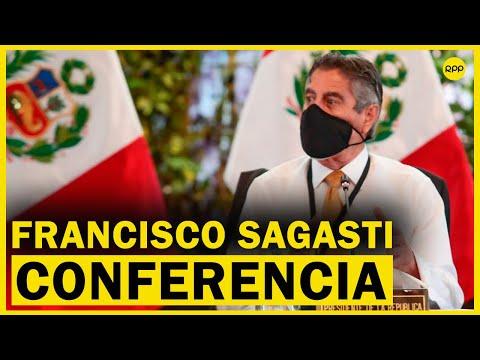 """Francisco Sagasti: """"Queremos evitar una confinación extrema para todos"""""""