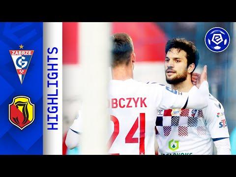 Gornik Z. Jagiellonia Goals And Highlights