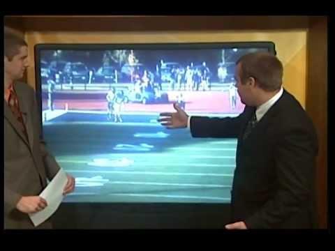 Sportscast: Wartburg Football Live
