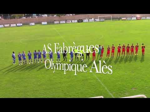 Résumé AS Fabrègues vs Olympique Alès 25 10 2020