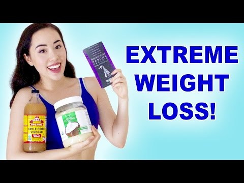 😄 LOSE 24 LBS in 2 MONTHS! - 5 Tips for EXTREME WEIGHT LOSS 👍