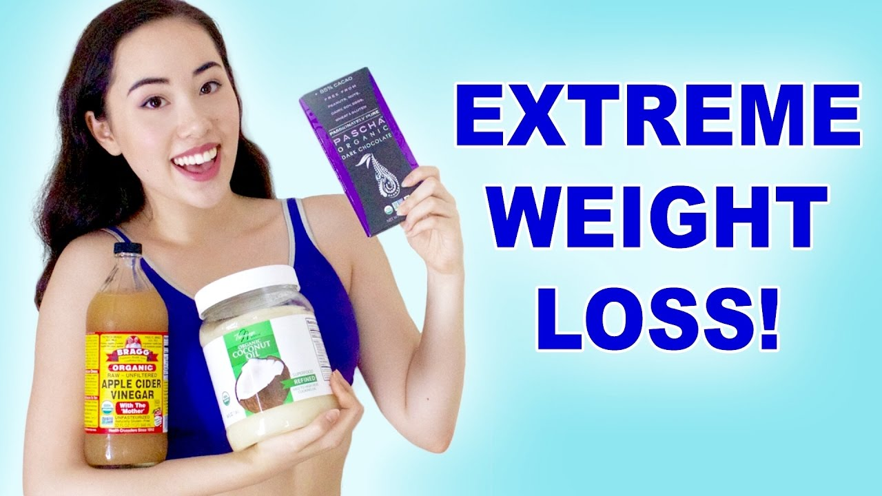 To lose weight extreme quickest way