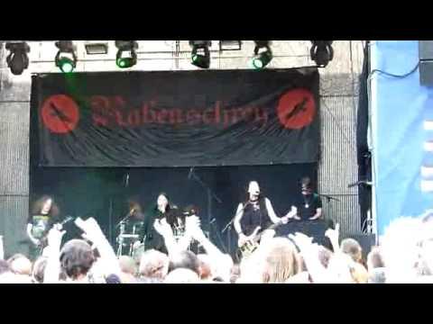 Rabenschrey Walhalla auf Veldensteiner Festival 2009