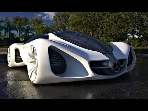 Futuristic Cars From All Around The World