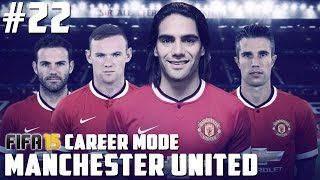 FIFA 15: Manchester United Career Mode - S01E22 - 21 Times!!!