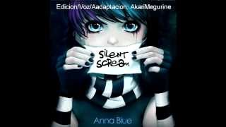Silent Scream - Anna Blue (COVER ESPAÑOL LATINO)