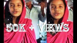 India got Talent- girl singing on Train