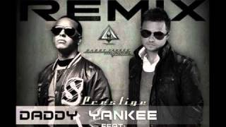 La Despedida Remix Feat. Tony Dize Daddy Yankee Mundial Prestige Con Letra