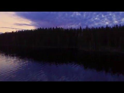 DJI PHANTOM • Sunrise in Finland