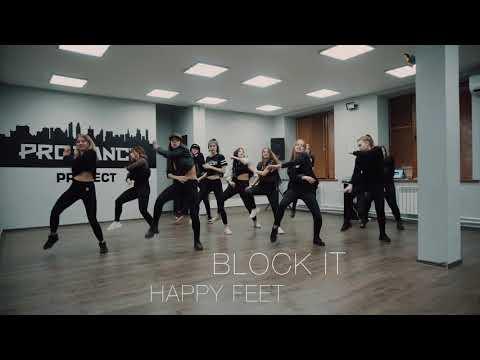 Babina Dance Team / Dancehall Steps Video / Voicemail ft Docta Bird - Language /