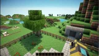 Minecraft Mod: Optifine & GLSL Shaders