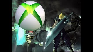 Final Fantasy 7 Xbox One X Live Part 2