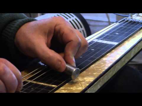 How to Play Slide Guitar -Dave Gilmour style !