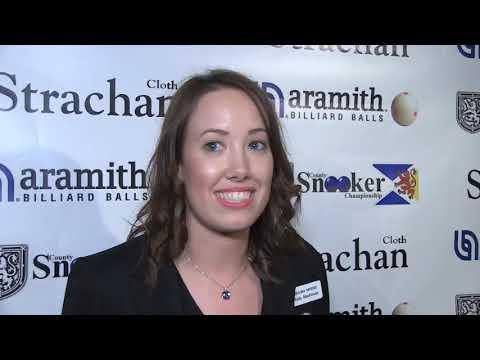 Scottish County Snooker Championships - Kelly MacKenzie