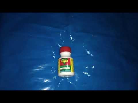 Download Herbisida BORAL - cara pemakaian yg benar