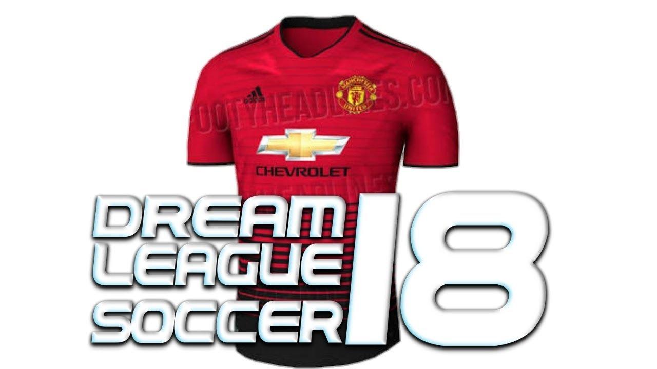kit mu dream league soccer 2019