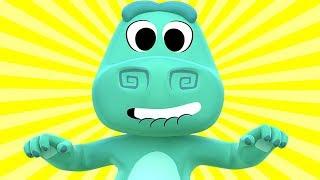 Cha cha cha del crocodilo  - Canções do Zoo 3  | O Reino das Crianças