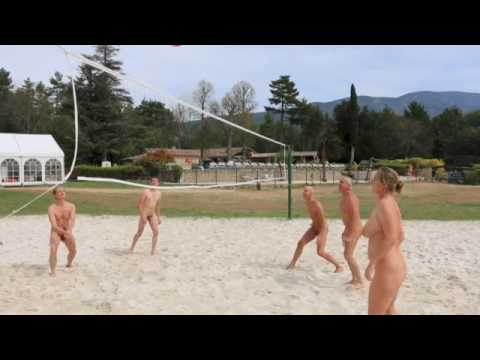 Vídeo de promoción naturista en Francia