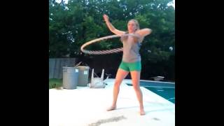 Hula Hoop From the Ground Up