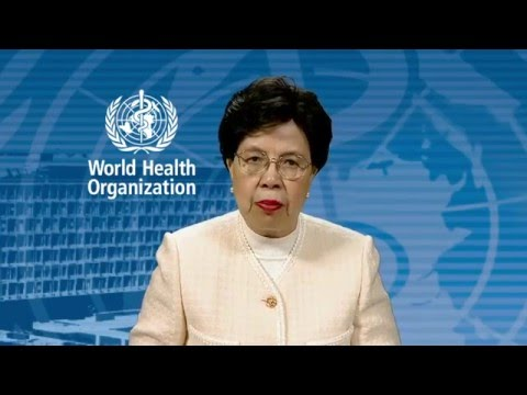 Video Message by WHO Director-General Margaret Chan for Bern - Capital of World Malaria Day