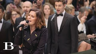 Alison Moyet performs