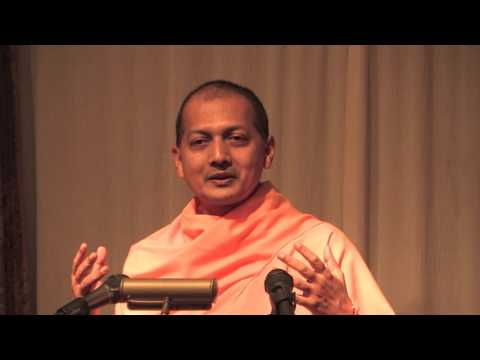 Swami Sarvapriyananda - The Purpose of the Sermon on the Mount