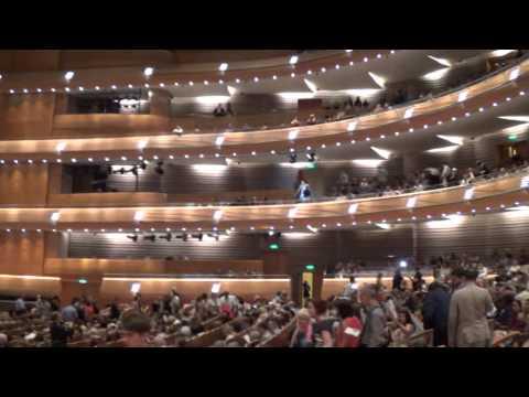 2014г. Мариинский-2, зал театра