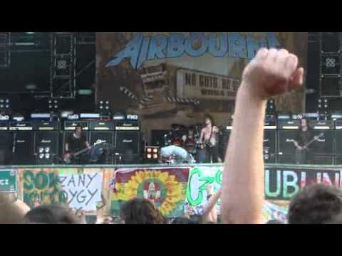 AIRBOURNE-Diamond In The Rough@Woodstock'2011