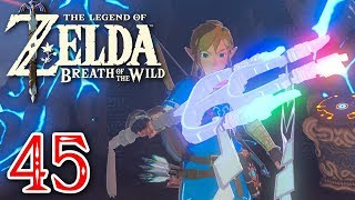 Le DLC des Prodiges ! | ZELDA BREATH OF THE WILD #45