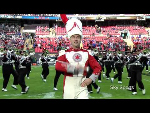 The Ohio State Marching Band Oct. 25 NFL pregame show: British Invasion