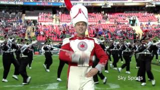 The Ohio State Marching Band Oct. 25 NFL pregame show: British Invasion thumbnail