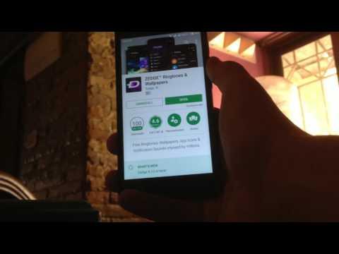 Alternative App to ZEDGE App - Wallpaper and Ringtones
