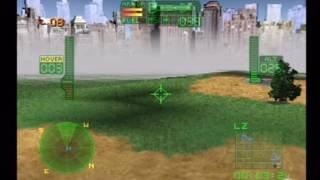 Let's Play Black Dawn (PS1) Part 1