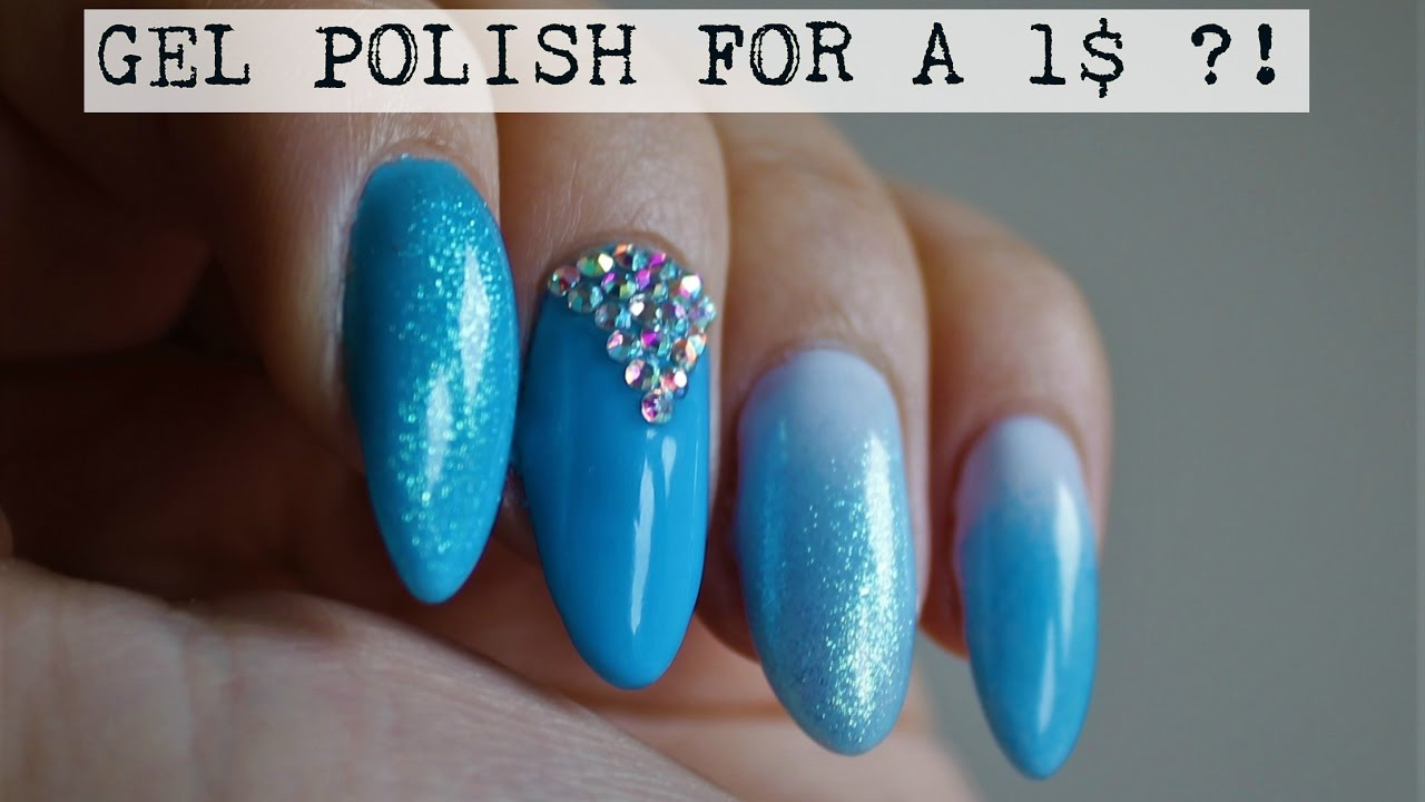 GEL POLISH FOR 1$!? Aliexpress Gel Polishes And Accessories Haul And ...