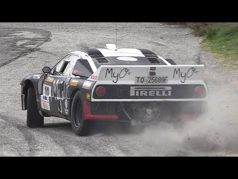 RallyLegend 2017: Best of Historic & Modern Rally Cars Sounds, Jumps & Show!