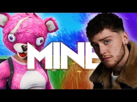 Bazzi - Mine (Fortnite Battle Royale Parody)