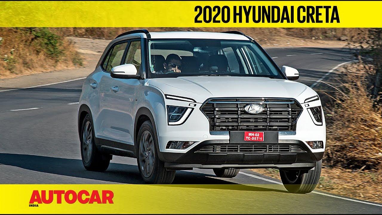 2020 Hyundai Creta Review Better Than The Original First Drive Autocar India Youtube